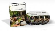 It's a Relationship - Jack Pefley (DVD)